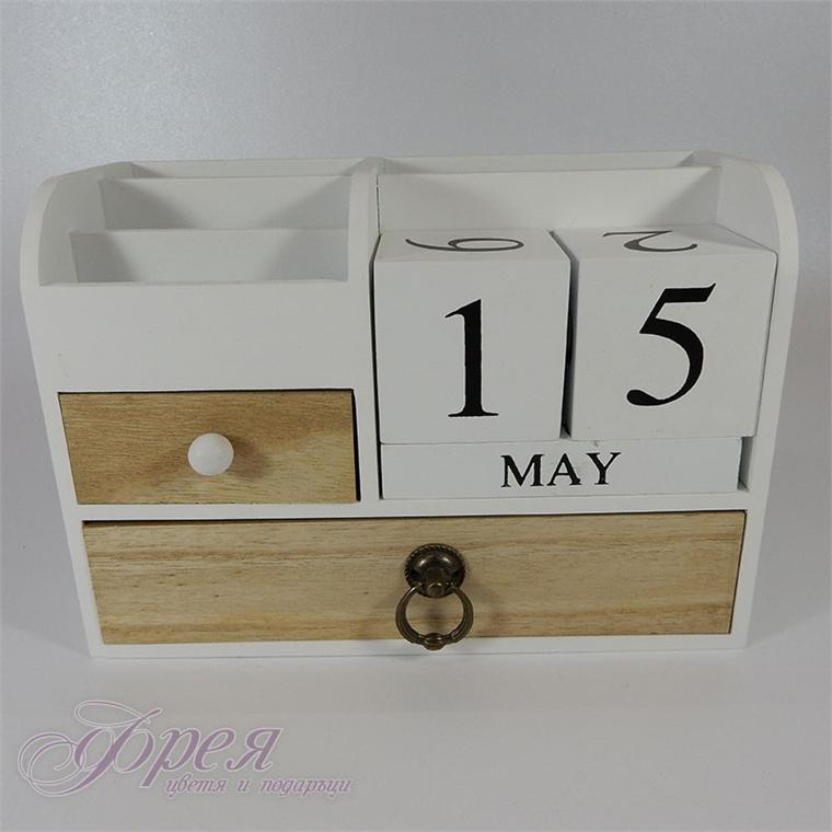 Вечен календар с органайзер