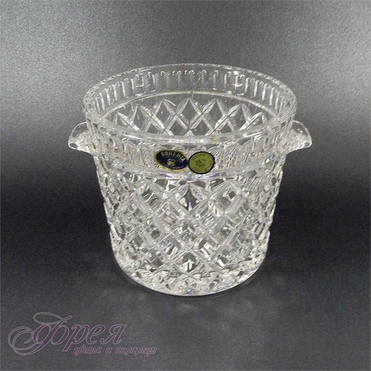 Кристална купа за лед
