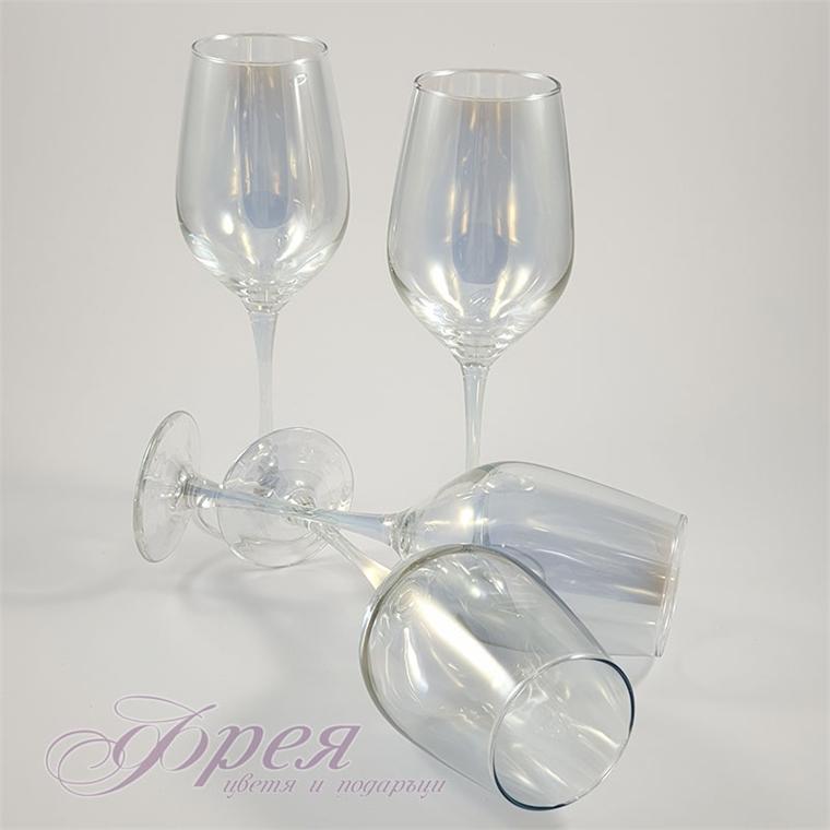 Чаши за червено вино Luminarc gold