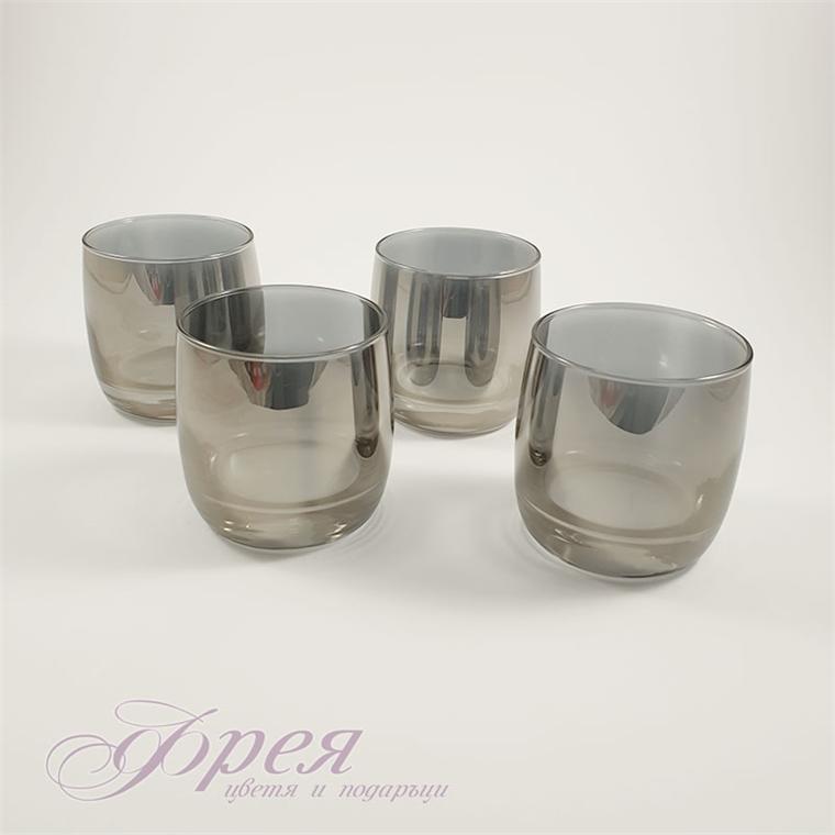 Чаши за уиски от Luminarc Silver 310 мл