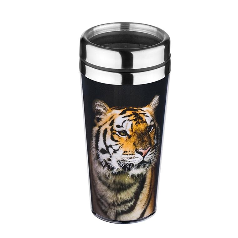 Термо чаша -Тигър