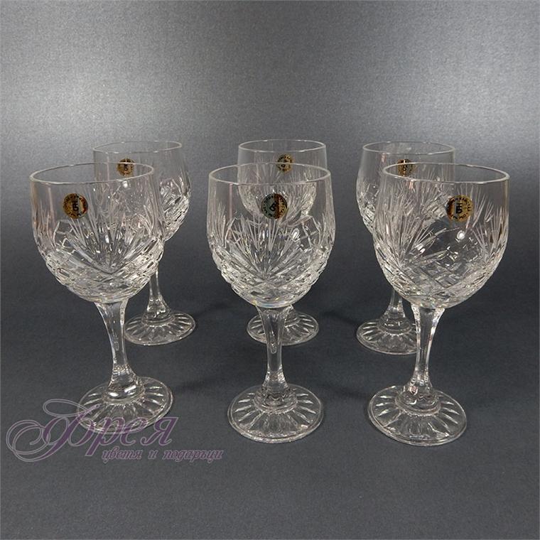 Кристални чаши за ракия серия ''Маргарита''
