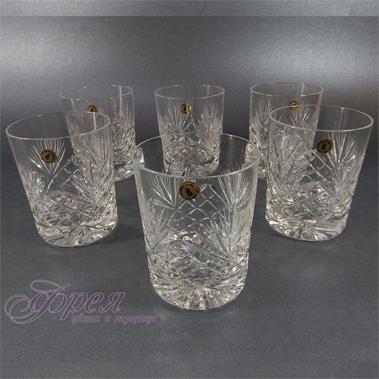 Кристални чаши за уиски серия ''Маргарита''