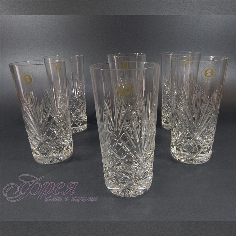 Кристални чаши за вода серия ''Маргарита''