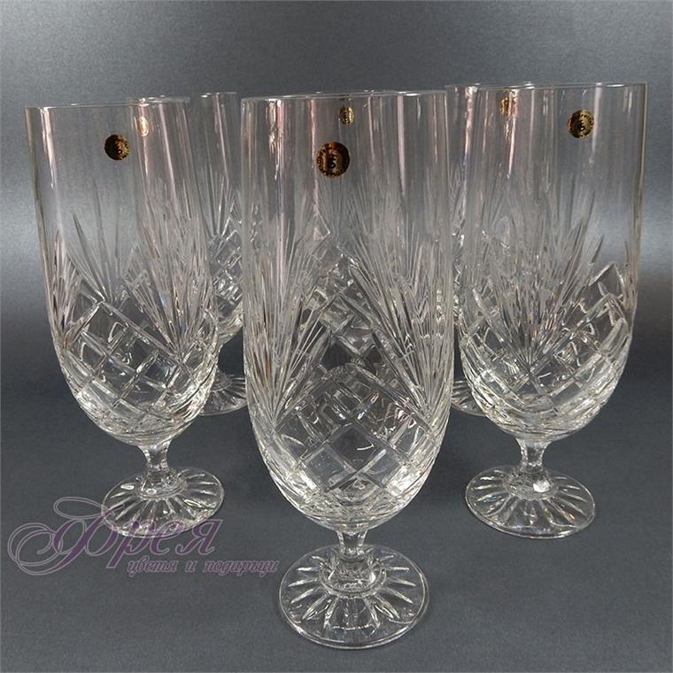 Кристални чаши за бира серия ''Маргарита''