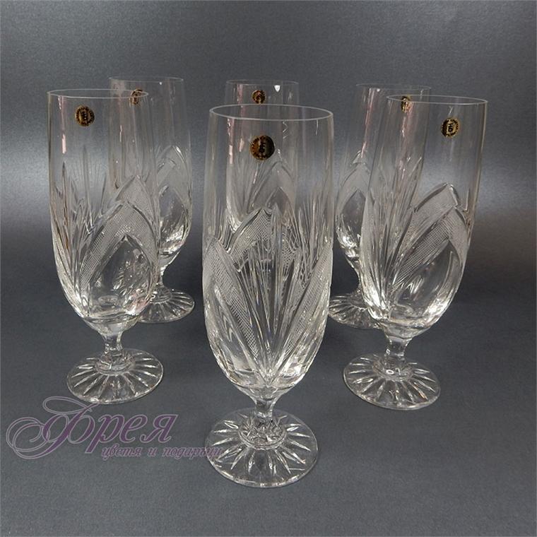 Кристални чаши за бира  серия ''Рамона''