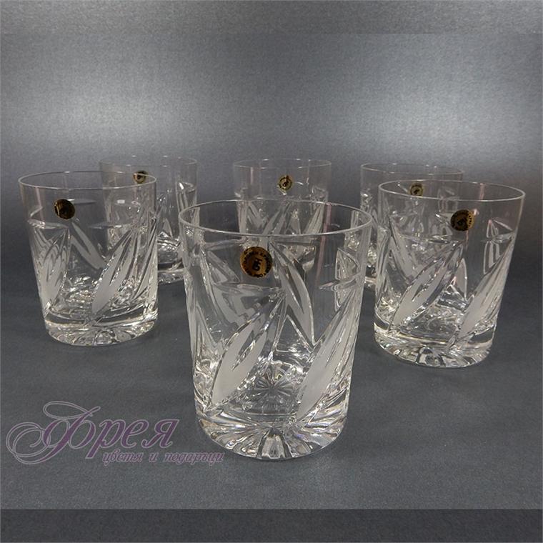 Кристални чаши за уиски серия ''Виланов''