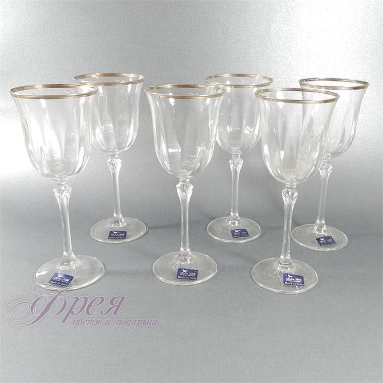 Чаши за вино 6 - ''Brigitta''