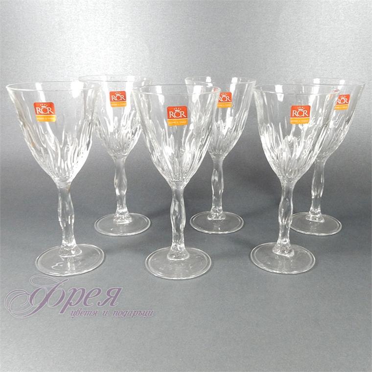 Чаши за вино 6 - ''Fire''
