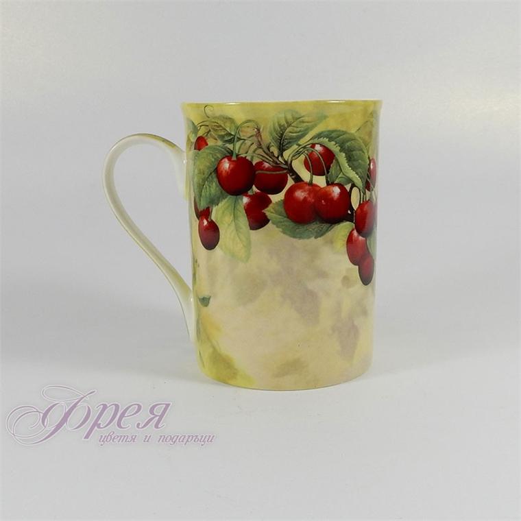 Порцеланова чаша - Череши