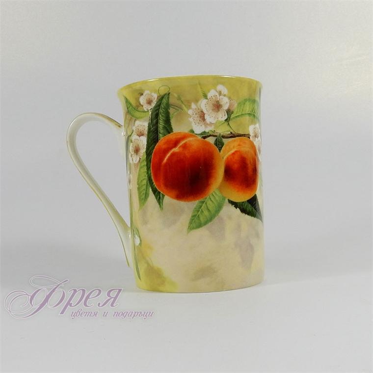 Порцеланова чаша - Праскови