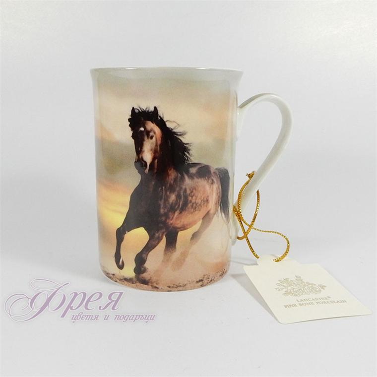 Порцеланова чаша класик - Кон