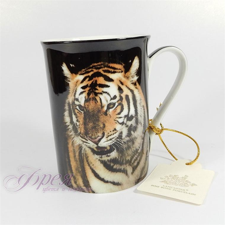 Порцеланова чаша класик - Тигър