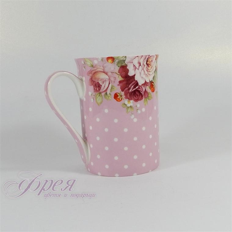 Порцеланова чаша класик - Перла