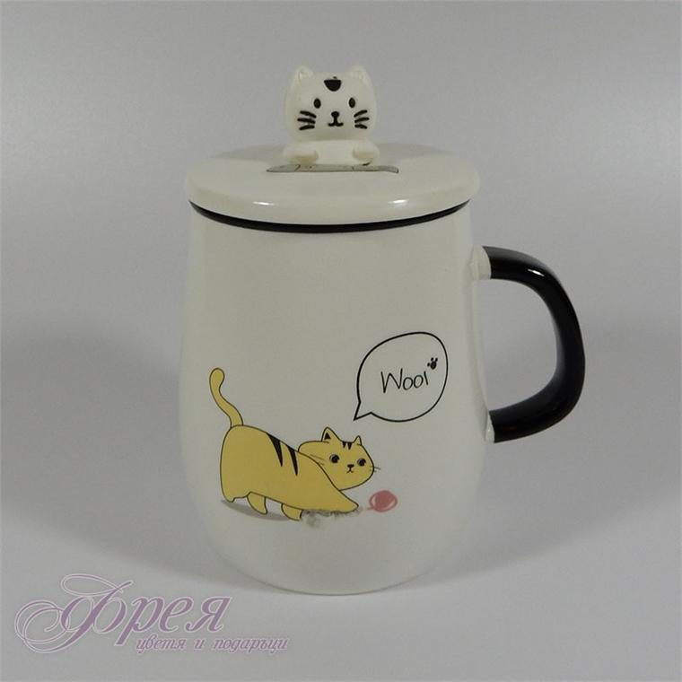 Порцеланова чаша котки