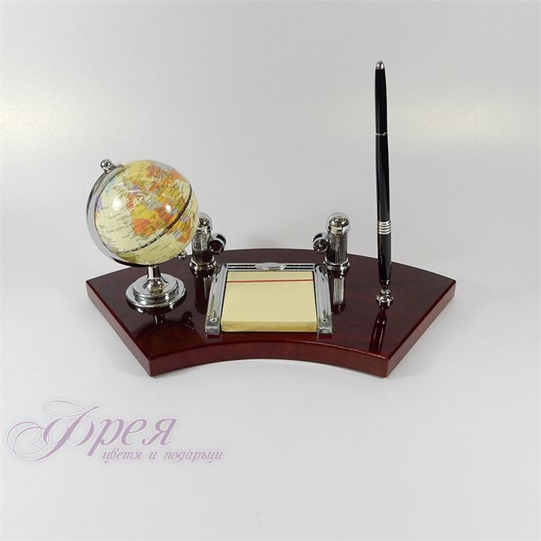 Комплект за бюро - Глобус 36см