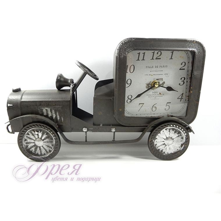 Настолен часовник - Ретро автомобил