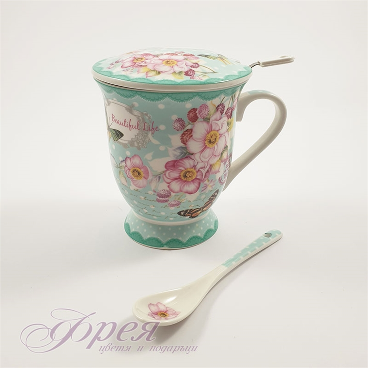 Чаша за чай - Прекрасен живот