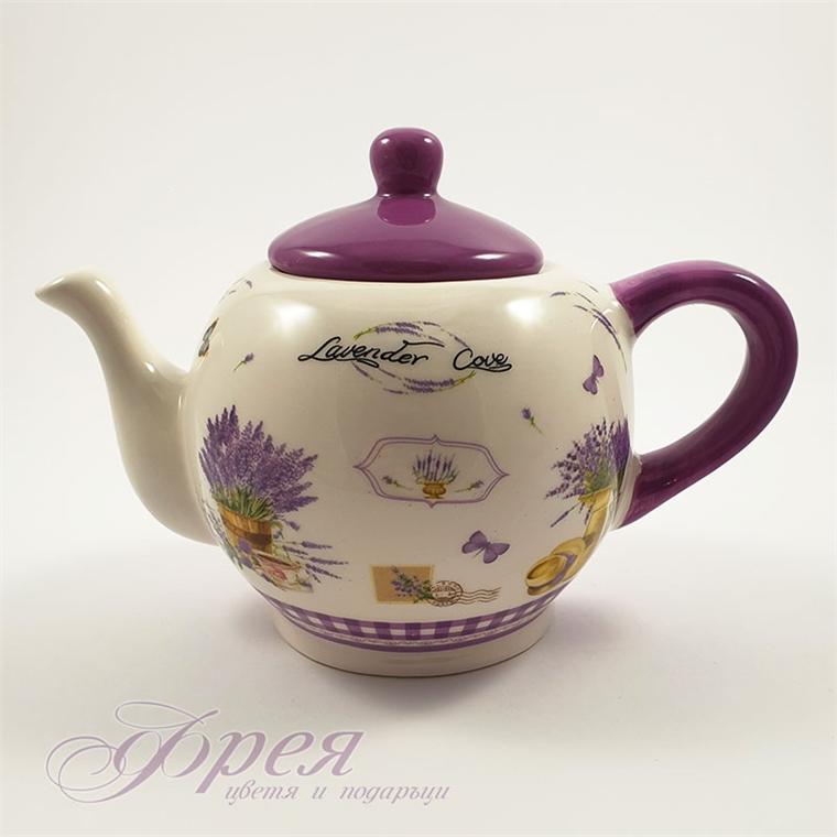 Чайник - серия Лавандула