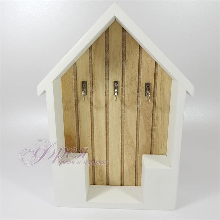 Кутия за ключове - Къща