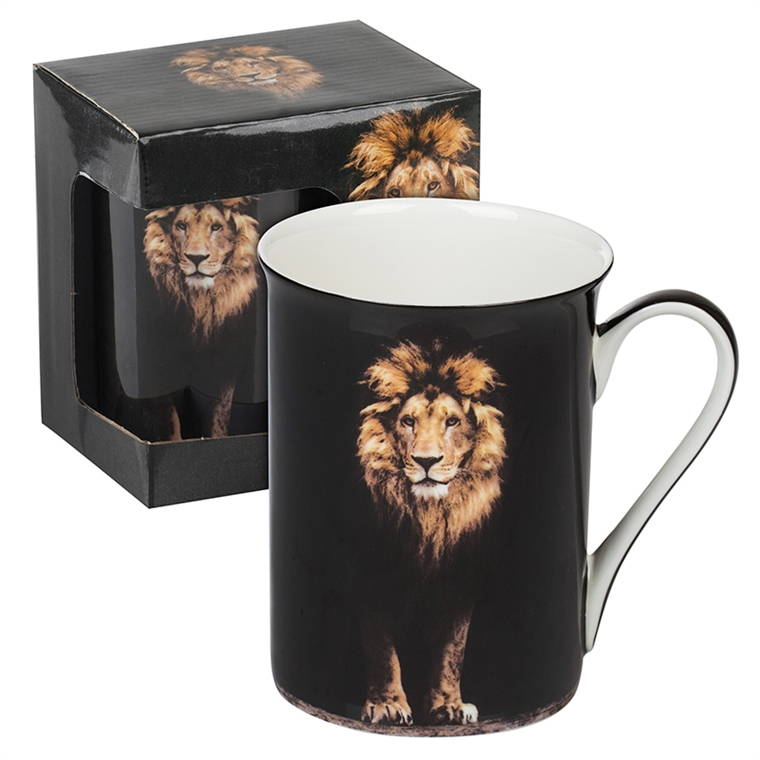 Порцеланова чаша класик - Лъв