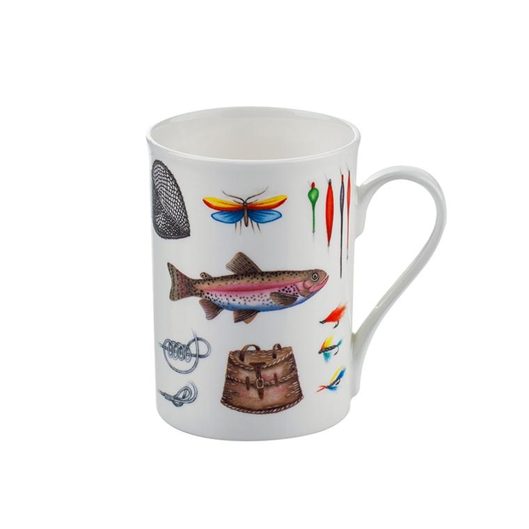 Порцеланова чаша - Рибарска страст